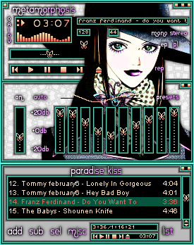 Speculate Winamp Skins Version 4 9